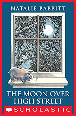 book cover of The Moon Over High Street