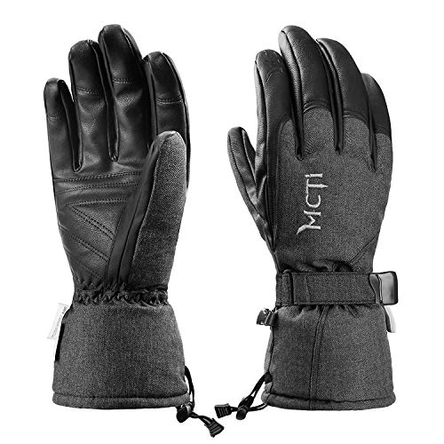 MCTi Gloves Winter Ski and Snowboard Waterproof Men and Women