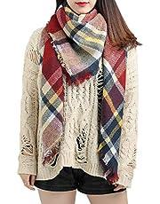 Spring fever Women's Stylish Warm Blanket Scarf Gorgeous Wrap Shawl