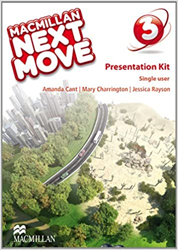 Read Next Move British English Level 3 Presentation Kit PDF, azw (Kindle), ePub, doc, mobi