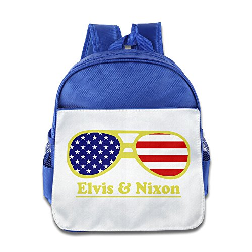 MoMo Unisex Elvis & Nixon Sunglasses Boy Girl Lunch Bag For Little ()