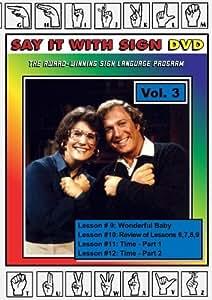 Sign Language Course - Volume 3
