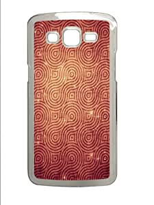 Cool Pattern Custom Samsung Galaxy Grand 2 7106 Case Cover ¨C Polycarbonate ¨CTransparent