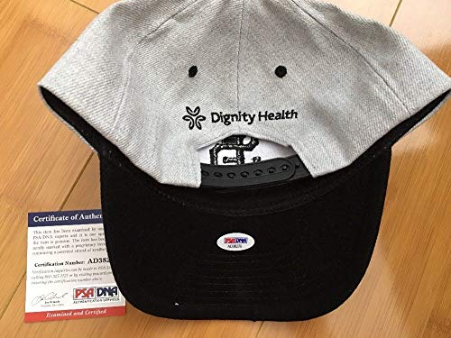 Andres Torres Autographed Signed San Francisco Giants Hat PSA/DNA Authentic Dignity Health