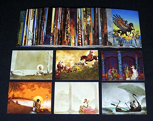 1994 FPG Don Maitz Fantasy Art Trading Card Set (90) Nm/Mt