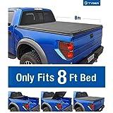 Tyger Auto TG-BC3F1025 Tri-Fold Tonneau Bed Cover Fits 1999-2017 Ford F-250/F-350/F450 Super Duty