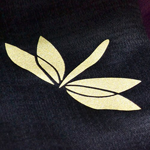 Gold Reflective Base (Firefly Craft Heat Transfer Vinyl For Silhouette And Cricut, 12 Inch by 20 Inch, Reflective)