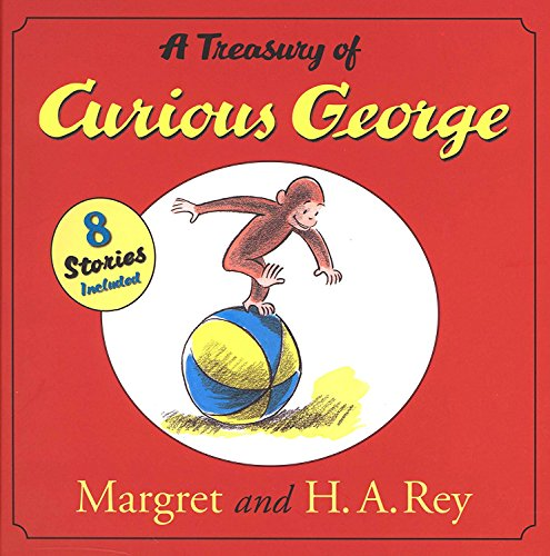 A Treasury of Curious George (Curious George Astronaut Costume)