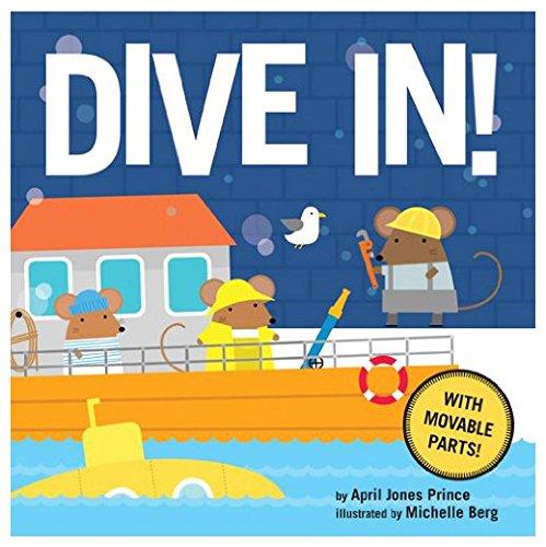 Price comparison product image Dive In! (Board Book)