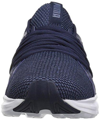 Puma Uomo Enzo Nf Sneaker Peacoat-blu Indaco