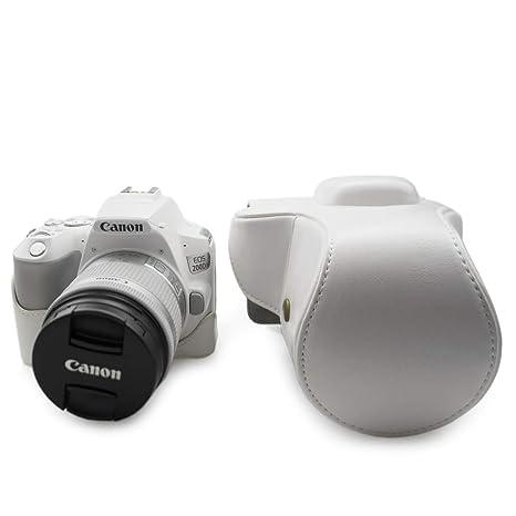 kinokoo Estuche para Canon EOS SL2 / SL3 y lentes de 18-55 mm ...