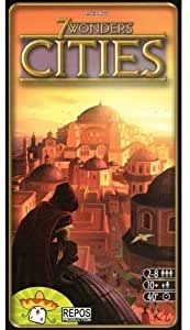 Asmodee 7 Wonders: Cities Expansion