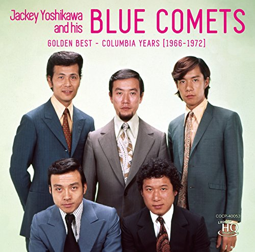 Golden Best Jackey Yoshikawa & His Blue Comets Single Collection (1966-19