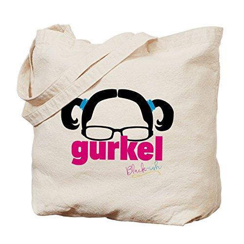 CafePress–black-ish Diane gurkel–Gamuza de bolsa de lona bolsa, bolsa de la compra