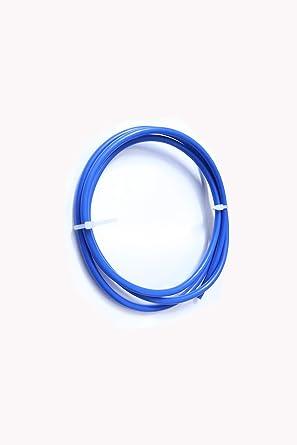 Tubo Bowden PTFE serie XS de baja fricción PTFE Bowden tubo (1 ...