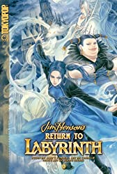 Return to Labyrinth Volume 3 (v. 3)