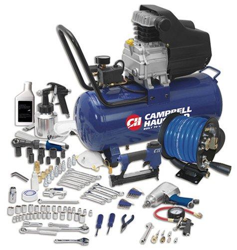 Campbell Hausfeld HL410199DA Ultimate Garage Pneumatic Kit