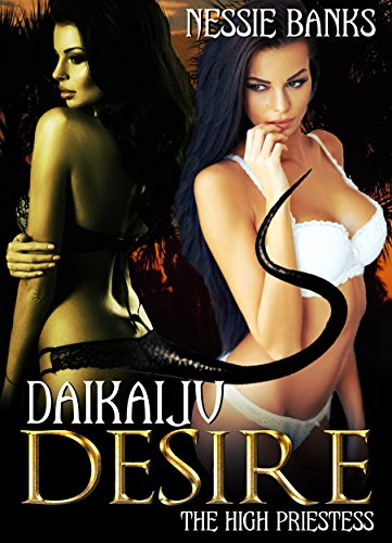 Daikaiju Desire: The High Priestess (Giant Monster Goddess, Transgender Lesbian Submissive)