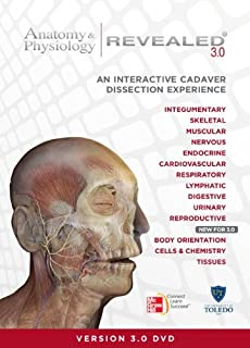 Anatomy and Physiology Revealed: An Interactive Cadaver Dissection ...