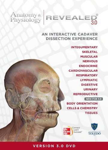 Amazon Anatomy Physiology Revealed Version 30 Dvd The