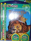 Active Pad for Active Minds: Favorite Stories or Adventure Stories or Rady to Read Set (Book and interactive Cartridge) (Plastic Comb)