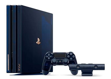 PlayStation 4 Pro - Consola de 2TB (PS4) - Edición Limitada ...