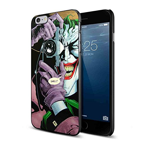Batman Joker the Killing Joke for iPhone Case (iPhone 6/6s black)