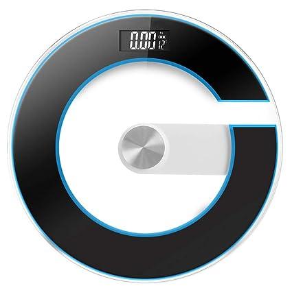 GXY Básculas Electrónicas Básculas Electrónicas A Gran Escala Básculas Humanas Redondas De Salud Básculas De Peso