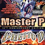 MASTER P - GHETTO D/10 ANNIVERSARY (2 CD)