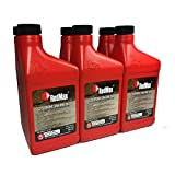 Redmax OEM MaxLife 2-Cycle Oil 13oz 6 Pack 50:1 5 Gallon Mix 580357204