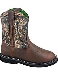 Smoky Mountain Boys' Hickory Wellington Western Boot Round Toe - 1186Y
