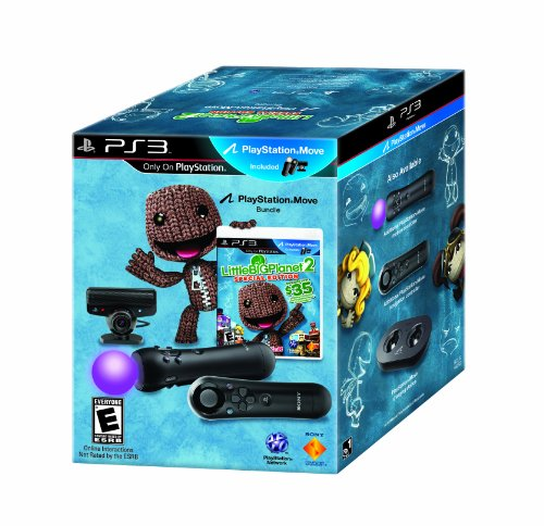 LittleBigPlanet 2 Special Edition Move Bundle - Playstation 3 by Sony (Image #11)