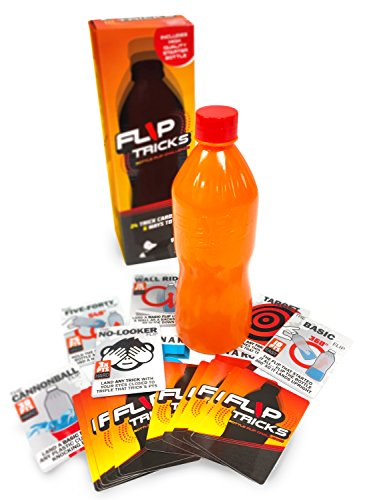 FLIP TRICKS - Bottle Flip Challenge Game by Buffalo Games