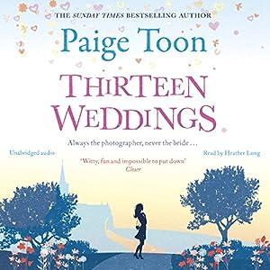 Thirteen Weddings Audiobook