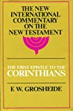 Commentary on First Corinthians, Grosheide, Frederick W., 0802821855