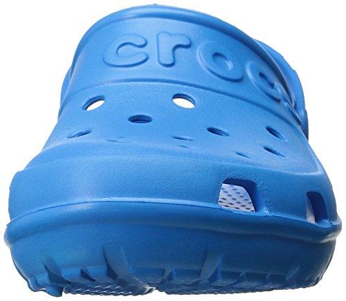 Crocs Unisex-volwassenen Hilo Klomp Blau (oceaan)