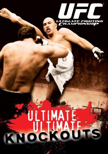 DVD : UFC: Ultimate Knockouts (DVD)