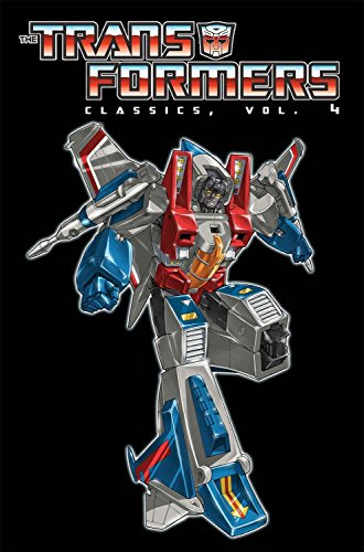 (Transformers Classics Volume 4)