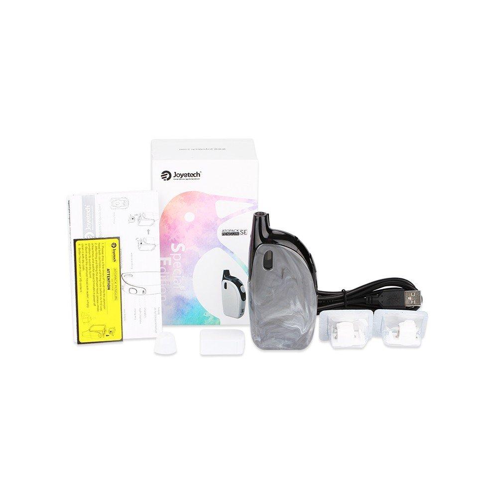 Kit Atopack Penguin Joyetech - Negro - Sin Tabaco - Sin Nicotina: Amazon.es: Salud y cuidado personal