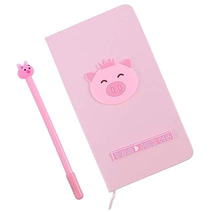 TOYANDONA Cuadernos,cuadernos,lápices,dibujos animados ...