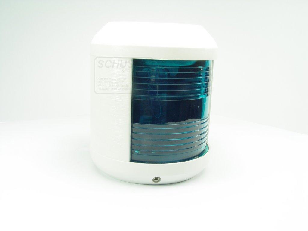 Aqua Signal Camping Zubehör 41 Steuerbordlaterne 12 V, weiß, 48335