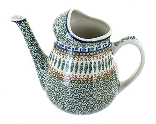 Polish Pottery Tuscany Watering Can