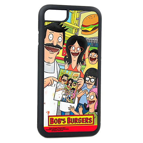 Bob's Burgers Belcher Family Group Pose7 Holding Family Picture Fcg Cell Phone Case iPhone6 Rubber Case