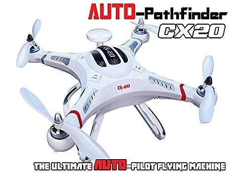 MODELTRONIC Dron Radio Control CX20 Cheerson Auto-Pathfinder GPS ...