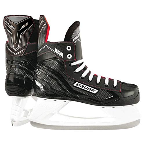 Bauer NS Junior Hockey Skates S18 Size 1 R by Bauer NS Junior Hockey Skates S18