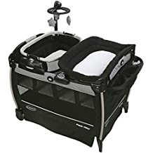 Graco Pack 'n Play Playard Nearby Napper Portable Infant Bassinett, Davis, One Size
