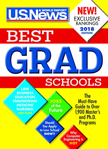 Pdf Education Best Graduate Schools 2018