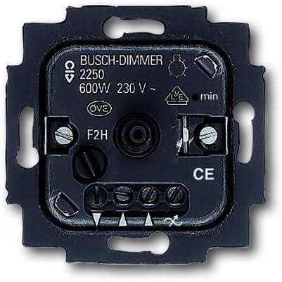 Base para atenuador Busch-Jaeger 2250U