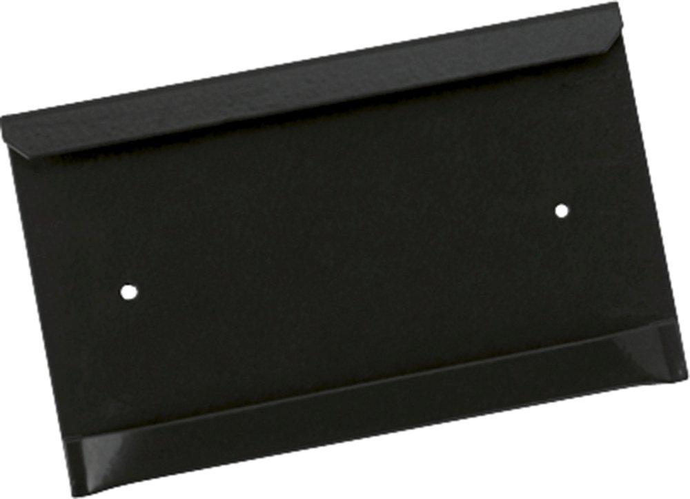 Boxenschild, schwarz, L 11 x B 9 cm GÉNÉRIQUE 704115002
