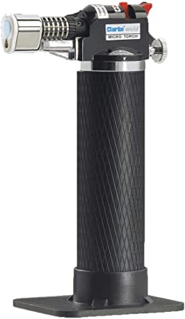 A Gas Butano Mini Micro Wireless Lampada Torcia Saldatore Saldatura Cook Gioielleria